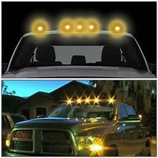 98 Dodge Ram 1500 Light 94 98 Dodge Ram 1500 2500 3500 Br 5 X Led Cab Roof Top