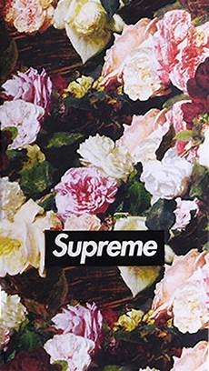 Navy Floral Iphone Wallpaper by Pcl Iphone Wallpaper Supremeclothing