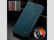 For iPhone 11 Pro Max 11 Pro Folio Case Magnetic Leather