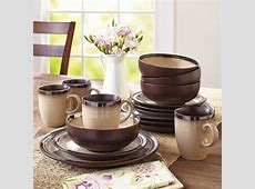 Better Homes and Gardens 16 Piece Sierra Dinnerware Set