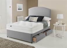 silentnight pocket 1000 4ft small divan bed