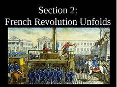French Revolution Powerpoint French Revolution Unfolds Powerpoint By Mrs P Resource
