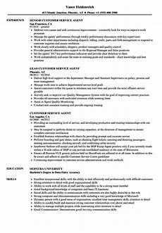 Airline Customer Service Agent Resume Airline Ticket Agent Resume United Airlines And Travelling