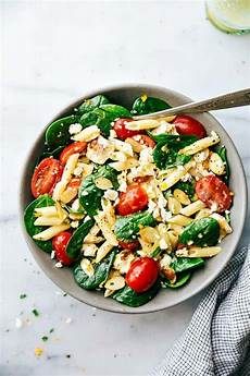Recipes For Pasta Salad Healthy Chicken Pasta Salad The Recipe Critic