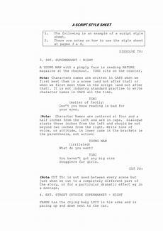 Sample Screenplay 37 Creative Screenplay Templates Amp Screenplay Format
