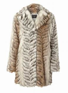 animal coats white animal print faux fur coat dorothy perkins