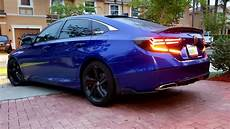 2018 Accord Custom Lights Aftermarket Led Taillights Install For Honda Accord 2018