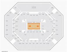 Thompson Boling Arena Seating Chart With Row Numbers Thompson Boling Arena Seating Chart Seating Charts Amp Tickets