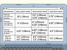 Wrist Circumference Frame Size Chart How To Measure Wrist Size 10 Steps With Pictures Wikihow