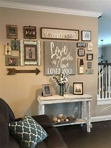 new collage wall ranch house decor room wall decor