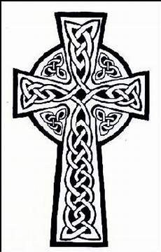 Celtic Cross Design Templates Valhalla Horns Template Library