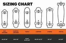Skateboard Length And Width Chart The Thunderstick Oak Cruiser Skateboard Pictures