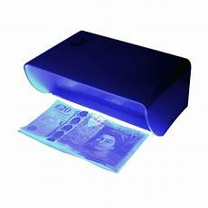 Bank Note Checker Light Uv Bank Note Checker Housed In A Rugged Black Plastic Case