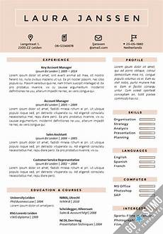 Different Resume Templates Cv Template Tokyo Cv Template Best Resume Template
