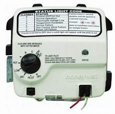 Honeywell Water Heater Control Valve No Light Honeywell Water Heater Thermostat Woe How I Fixed It