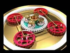 Planetary Gear Ratio 3d Max Gear Ratio Planetary Gear Animation Youtube
