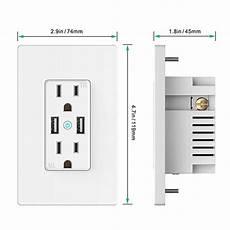 Moeshousewifi Smart Wall Socket Outlet Glass by Wifi Smart Wall Socket Us Wireless Electric Outlets
