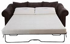 gel memory foam sofabed sleeper replacement mattress