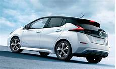 Nissan Leaf 2020 Uk by Nissan Leaf 2021 Range Price Release Date Colors