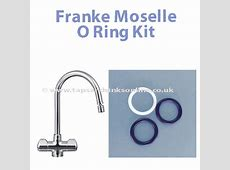 Franke Moselle Tap O Ring Kit 1239R   Franke Tap Spare Parts Taps And Sinks Online