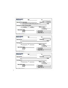 free receipt book template excel rent receipt template for excel