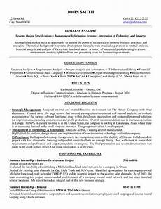 Business Objects Resume Samples Pin By Resumetemplates101 Com On Information Technology
