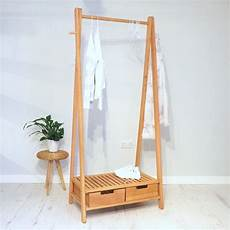 wood clothes rack everyday small wooden clothes rail stockholm clothes rack za za