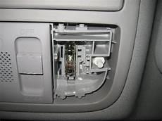 2012 Honda Crv Interior Light Bulb Replacement Honda Cr V Map Light Bulbs Replacement Guide 004