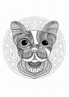 simple mandala mandalas with animals 100