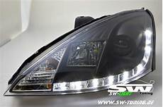 Ford Mk1 Lights Sw Light Headlights Ford Focus Mk1 01 04 Facelift Led