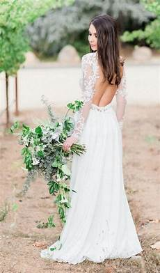 30 long sleeve wedding dresses for fall winter bride