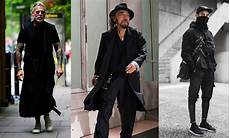 how to wear all black modern s guide