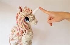 project 044 comet the unicorn comet the unicorn crochet