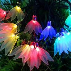 Clover String Lights Yingtouman Solar Christmas Lights Solar Clover Fairy