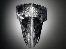 Slamp Lighting Aria Pendant Lamp By Slamp Design Zaha Hadid