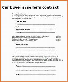 Contract For Selling A Car 30 Contract For Selling A Car Contract Template Cars