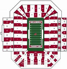 Ou Football Seating Chart Stripe The Stadium Saturday Vs Ohio State The Official