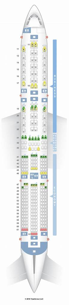 Airbus A350 900 Seating Chart Seatguru Seat Map Singapore Airlines Airbus A350 900 359