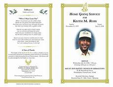 Memorial Pamphlet Template Free Williams Image By Funeral Program Template Free
