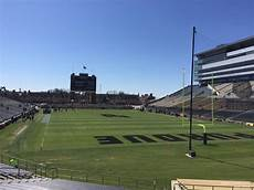Ross Ade Stadium Seating Chart Rows Ross Ade Stadium Section 113 Rateyourseats Com