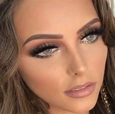 glam makeup look slaylebrity