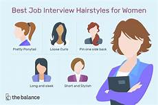 Best Way To Look For A Job Best Job Interview Hairstyles For Women