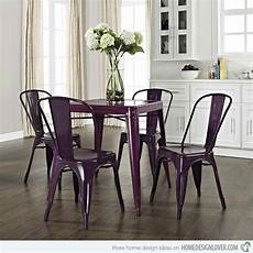 Purple Dining Room Chairs 15 Posh Purple Dining Room Furniture Decoration For House