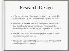 An Example Of A Research Design Writing The Methodology Chapter In A Dissertation Youtube