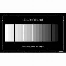 Grayscale Test Chart Dsc Labs Dx 1 102 Db 18 Step Grayscale Test Chart Cdx1 34w B Amp H