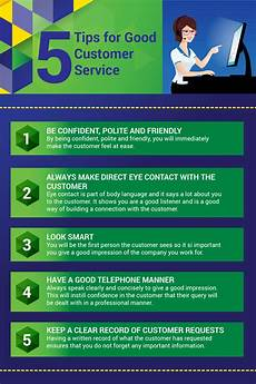 Good Client Service Skills Tips To Delivering Customer Service Excellence Visual Ly