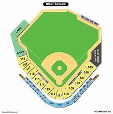 Ramkat Winston Salem Seating Chart Bb Amp T Ballpark Seating Chart Winston Salem Seating