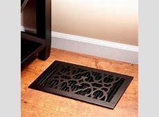 Traditional Bronze Floor Register   Hardware