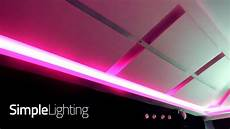 Led Lights For Room Change Color Rgb Colour Changing Led Lighting For A Function Room