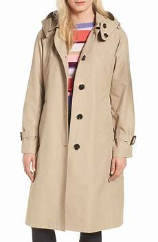 hooded trench coats for shop this hooded michael kors trench coat on sale at nordstrom